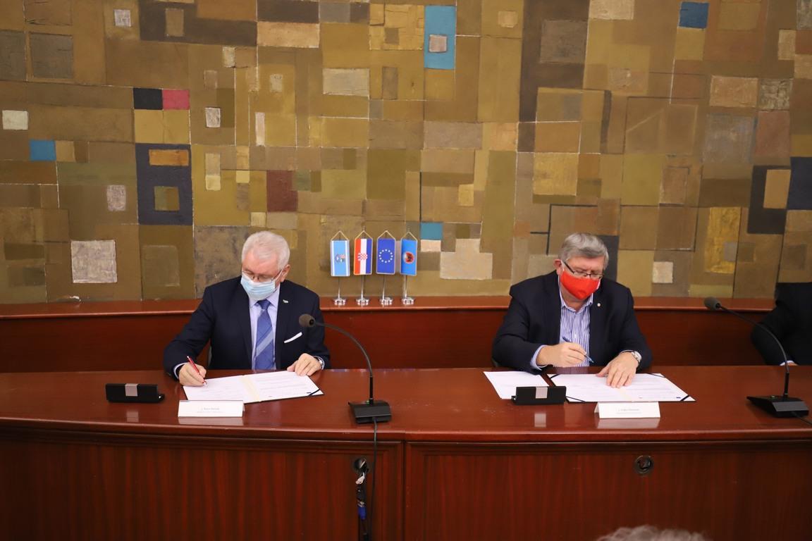 Potpisan ugovor za izgradnju i opremanje sortirnice u Mihačevoj dragi
