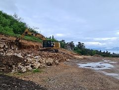 Izgradnja Sortirnice otpada svibanj 2021